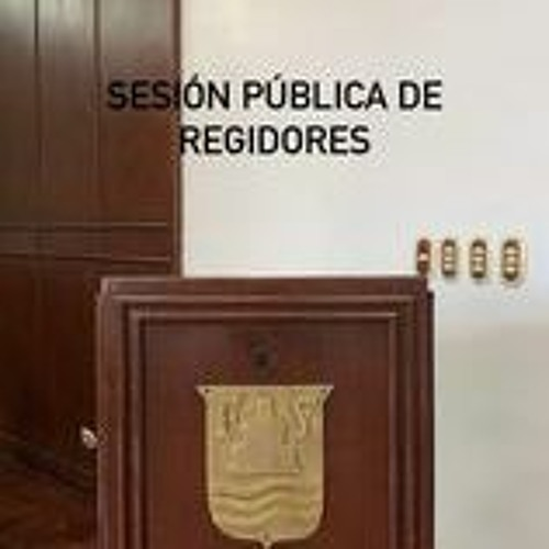Primera visita sesion ordinaria de regidores, Cabildo POP