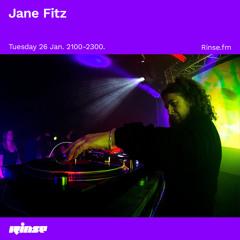 Jane Fitz - 26 January 2021