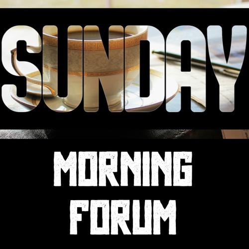Sunday Morning Forum - Chief Justice Bridget McCormack