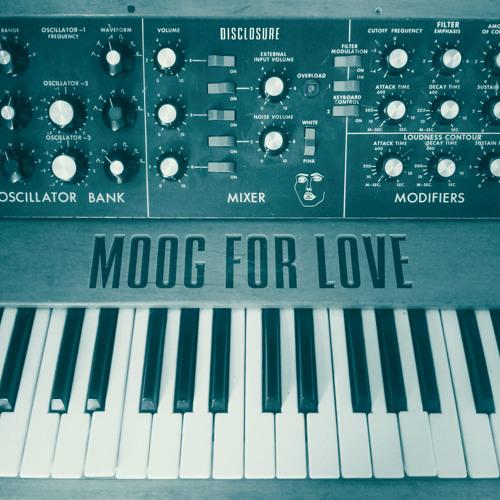 Moog For Love (Radio Edit)