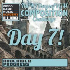 Day 7 - Celebration