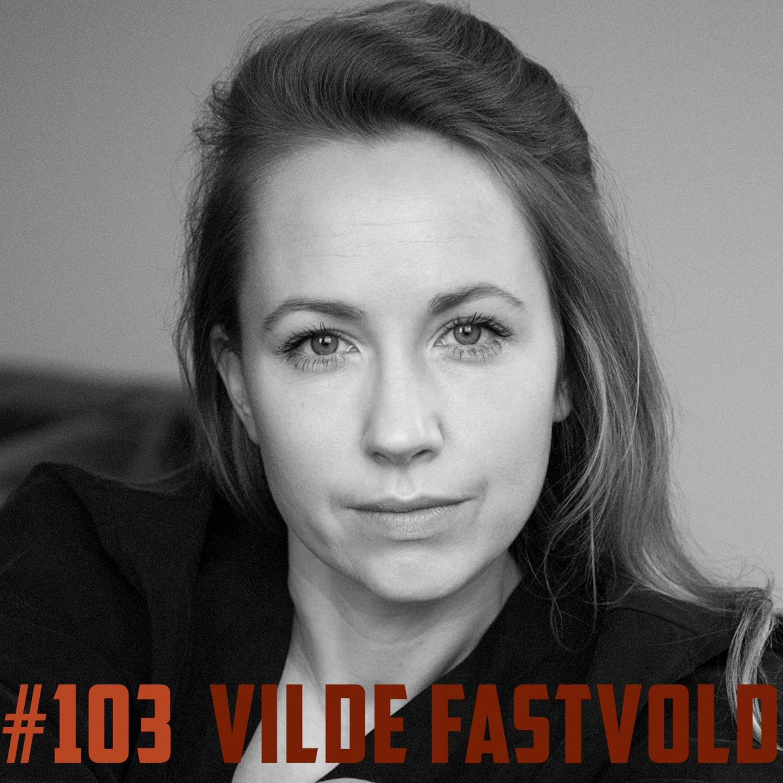 """Vilde Fastvold om debutromanen """"Felt"""""""