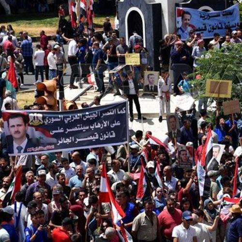 Caesar Tries to Suffocate 17 Million Syrians
