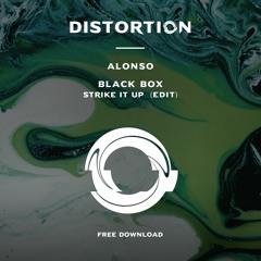 FREE DOWNLOAD: Black Box - Strike It Up (Alonso Edit)