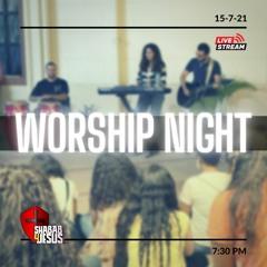 Worship Night - Martin Garas - 15 July '21