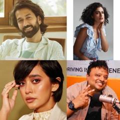 Nakuul Mehta, Sayani Gupta, Kubbra Sait with Hrishi K - Mine & Yours Season 2