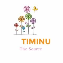 TIMINU - The Source Chart @Fabrikech