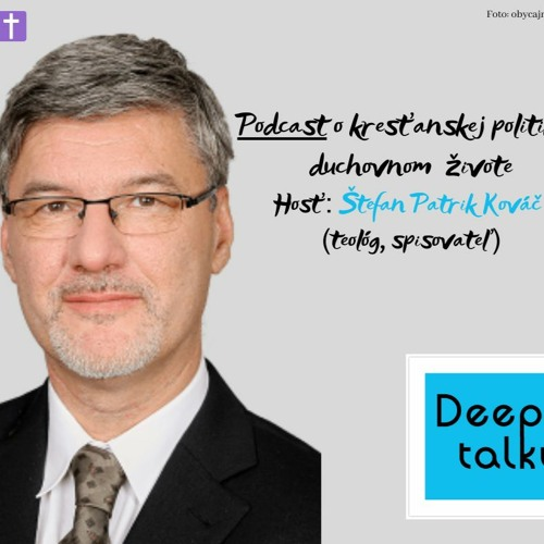 Deep Talky - Štefan Patrik Kováč