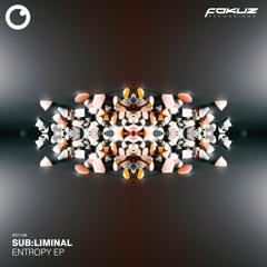 Sub:liminal - Entropy Feat. Jo-S