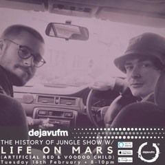 The History of Jungle Show EP170 feat. Life on Mars - 16.02.2021