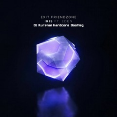Exit Friendzone feat. The Eden Project - Iris (DJ Kurenai Hardcore Bootleg)
