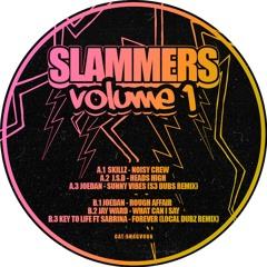 "Slammers - Volume 1 (SHAG V006)12"" Vinyl + Digital V/A Out Now"