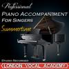 Summertime ('Porgy and Bess' Piano Accompaniment) [Professional Karaoke Backing Track]