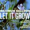 Let It Grow (feat. Karen O & Tunde Adebimpe)