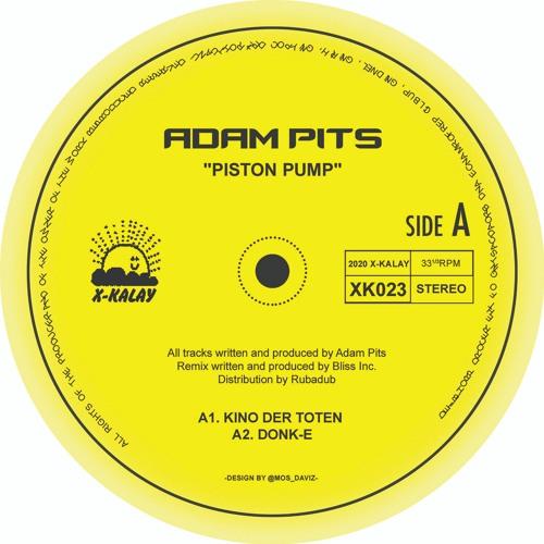 XK023 | Adam Pits - Piston Pump