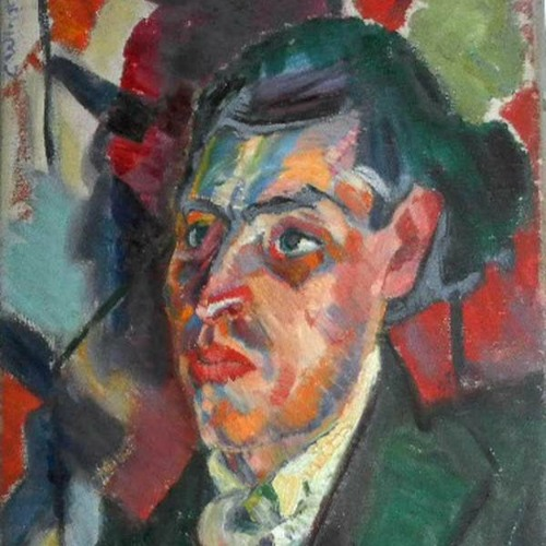 Clare Winsten Portrait of Joseph Leftwich