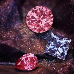 Diamonds pink ft YTF