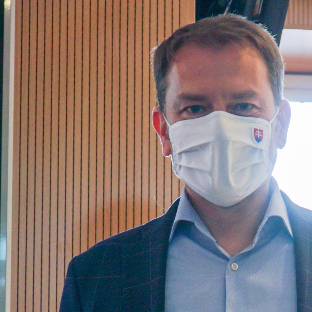 Igor Matovič - Rizikom naďalej ostávajú asymptomatickí ľudia, ktorí sú nositeľmi vírusu