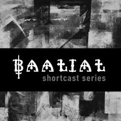 BAALIAL Shortcast Series #09 - Martin Kaufmann [GER] - 2021.08.06.
