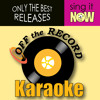 No Surprise (In the Style of Theory of a Deadman) [Karaoke Version]