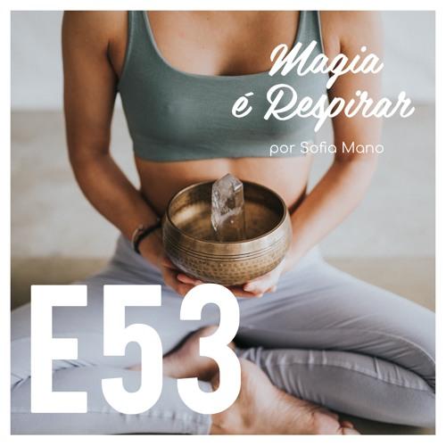 E53 A magia dá tempo ao tempo e a medicina desta lua cheia com o apoio da maravilhosa Ana Tavares