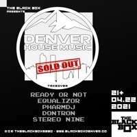 Tech House - April 2021 - LIVE at The Black Box - DHM