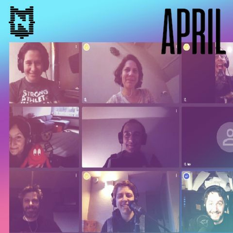 Nerdland maandoverzicht april 2020