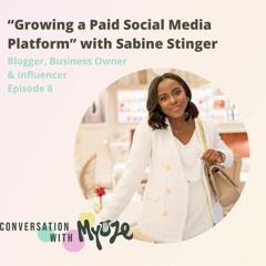 Growing a Paid Social Media Platform || Conversation with Myüze Ep.8