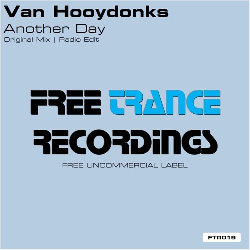 Van Hooydonks - Another Day (Radio Edit)