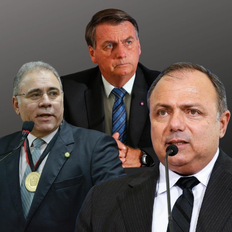 Marcelo Queiroga é o substituto de Eduardo Pazuello