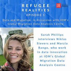 Data and Migration: in discussion with IOM's Global Migration Data Analysis Centre
