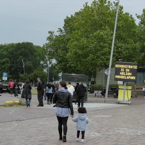 June 10 - BLM - Nelson Mandela Park