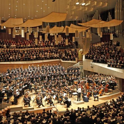Ausschnitt Mitsingkonzert Rundfunkchor Berlin   Mozart Requiem   18.11.2018