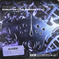 Rebel Scum & Born I - Evolution (AHEE Remix)