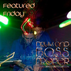 Featured Friday #016 ***SabiN The Junglist***