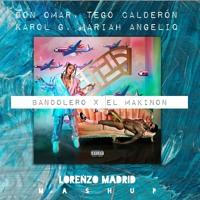 Don Omar, Tego Calderon X Karol G, Mariah Angeliq - Bandolero X El Makinon (Lorenzo Madrid Mashup)