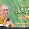 Giải Đáp Một Số Nghi Vấn Về Thiền 01 [GỐC] - TT. Thích Chân Quang