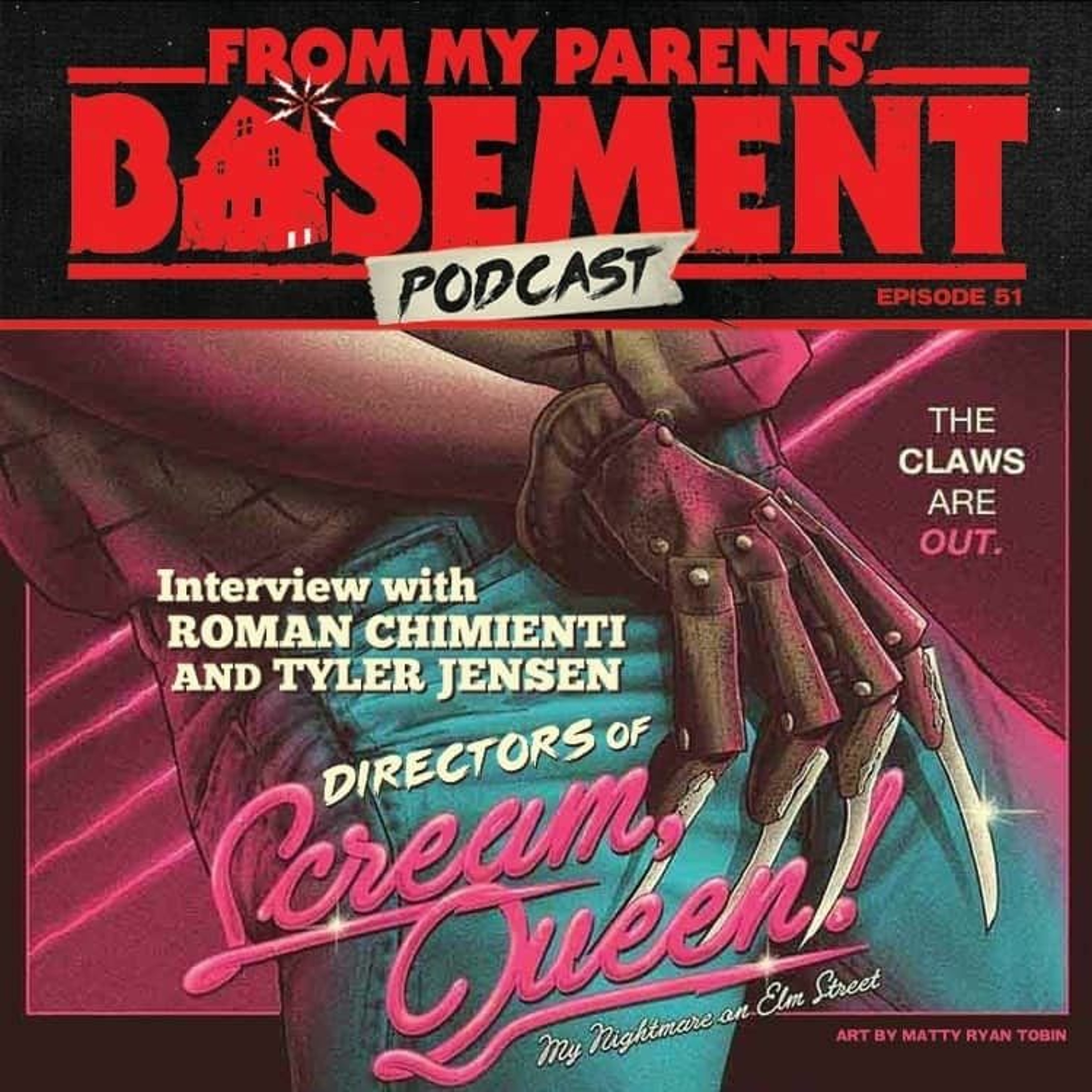 FMPB51: Guests Roman Chimienti and Tyler Jensen - Filmmakers of Scream, Queen! (2020)