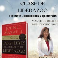 LA LEY DE LA NAVEGACION CAP 4 CON OLIVIA LEYVA Y ALEXIS ADAME LAS 21 LEYES DEL LIDERAZGO
