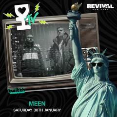 Desert Hearts x Revival: MEEN