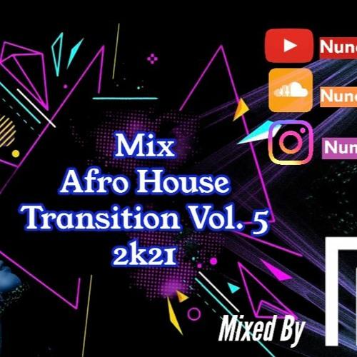 MIX AFRO HOUSE TRANSITION VOL.5 2021 BY: NUNOJJ
