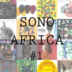 Sono Africa #1 - Vinyl mix - DJ Jambo