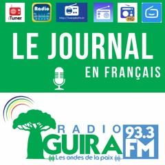 Le journal en français