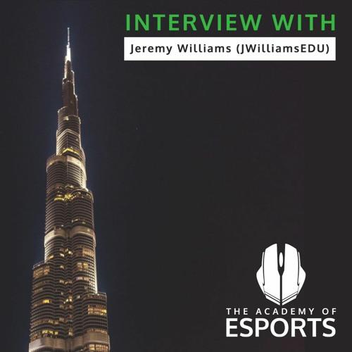 An Interview with Jeremy Williams (@JWilliamsEDU)