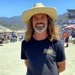 Ryan Hughes Talks with Ulf Viney at Pala