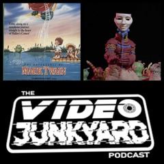 Video Junkyard Podcast- EP 133 - The Adventures Of Mark Twain