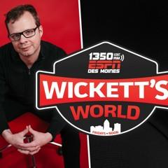 Wickett's World - Scott Frost, Dak, Cam, Kirk & MORE FOOTBALL!