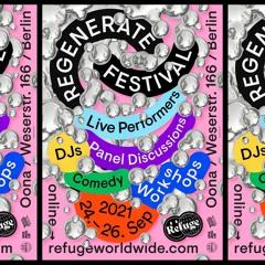 Regenerate Festival 2021