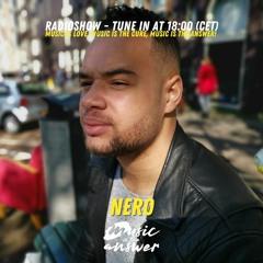 Mita Radio #38 Nero