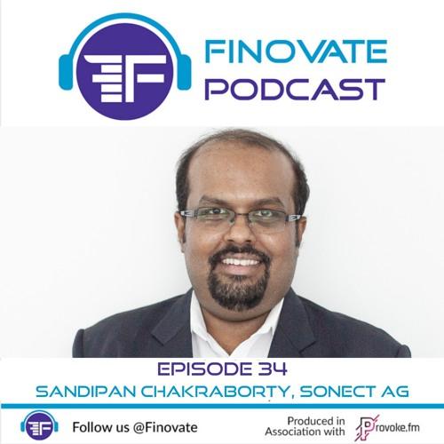 Episode 34: Sandipan Chakraborty, Sonect AG